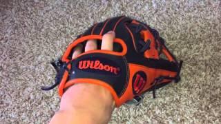How to begin breaking in a glove