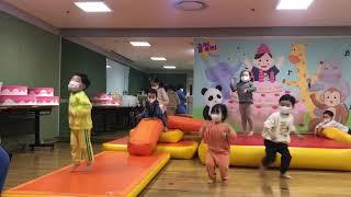 25개월아기 | 허니 | 롯데마트 문화센터 울랄라 점프…