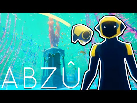 SquiddyPlays - ABZU! - THE MOST BEAUTIFUL GAME EVER?! |