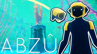 SquiddyPlays - ABZU! - THE MOST BEAUTIFUL GAME EVER?!