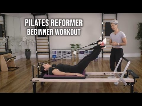 Pilates Reformer Beginner Workout