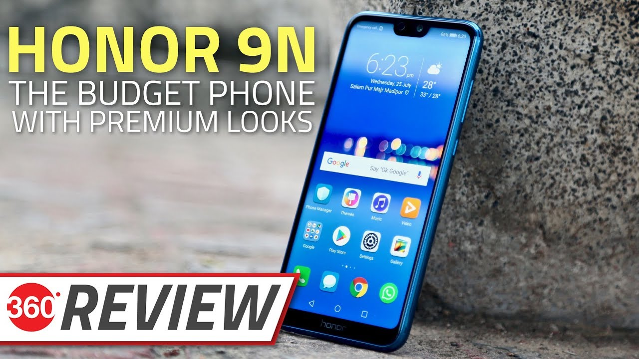 Honor 9N Review | NDTV Gadgets360 com