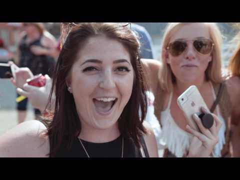 Brett Kissel - Trackside Music Festival 2017