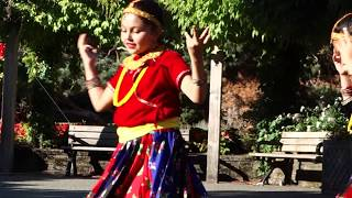 Nepali Youth Song and Dance - Nepal Cultural Society of British Columbia, Vancouver