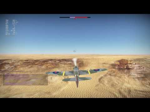 Second battle of El Alamein (6 kills)
