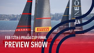 The PRADA Cup Final Preview Show