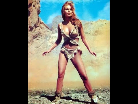 About Raquel Welch - To Raquel with Love part 6 - On Million Years B.C. Beauty