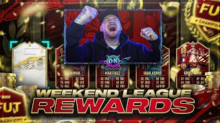 JACKPOT !!😱 In Meinen WEEKEND LEAGUE REWARDS + Garantiertes ICON Pack 🔥 FIFA 21