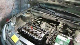 Ремонт двигателя лада Калина 1,4Часть 3 Финиш