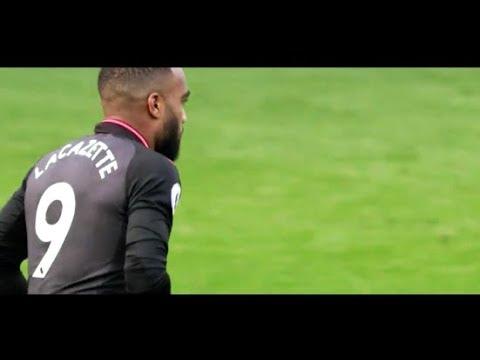 Alex Lacazette- Arsenal Goals- 2017/18