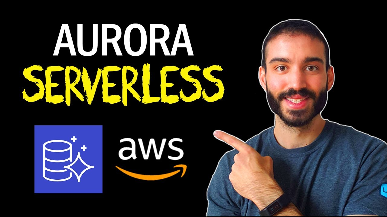 How To Create A SERVERLESS MySQL Database on AWS RDS with Aurora
