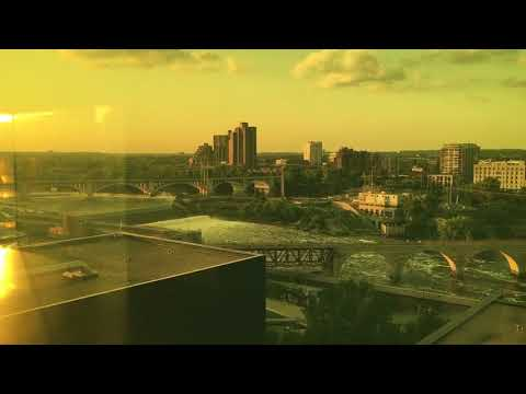 The Amber Box Guthrie Theater Full Tour Downtown Minneapolis 8-29-17