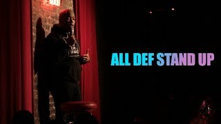 Kevonstage - I Used To Try To Get Sexy For My Wife | All Def Stand Up
