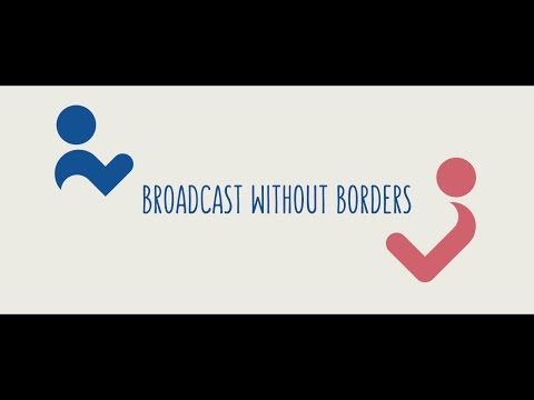 Refugee Phones - Broadcast without borders