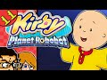 Let's Play Kirby Planet Robobot 3DS Gameplay Part 11 - Gigabyte Grounds