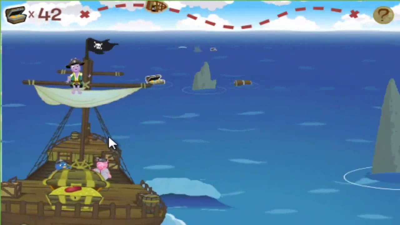 The Backyardigans Full Episodes PIRATE ADVENTURE EPISODE FULL GAME