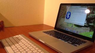 Bluetooth/Wireless Tastatur mit Mac verbinden - Anleitung