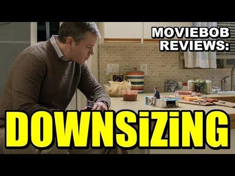 MovieBob Reviews: DOWNSIZING (2017)