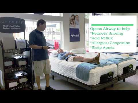 Anti Snore Position for Adjustable Base