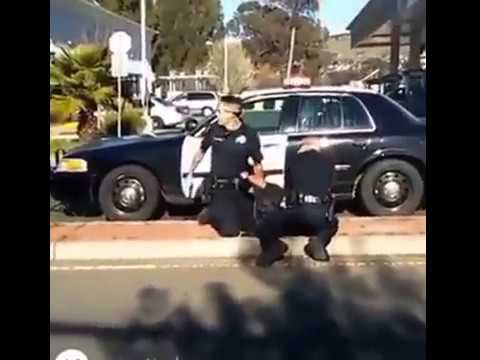Vallejo California Police Again caught using excessive force