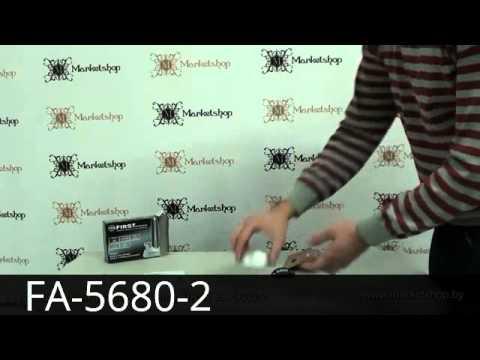 ΑΔΙΑΒΡΟΧΟ TRIMMER ΑΥΤΙΩΝ ΜΥΤΗΣ FIRST AUSTRIA FA-5680-2 - YouTube 33346063379