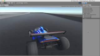 Pulse Racer Avant Series 3D models