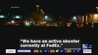 FedEx Shooting: Gunman Started In Parking Lot Before Entering Indianapolis FedEx Facility And Killin