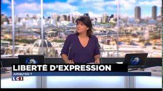 Julien Rochedy en débat sur LCI (Charlie Hebdo, Hollande, immigration)