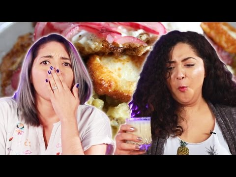 Latinos Try Dominican Food For The First Time