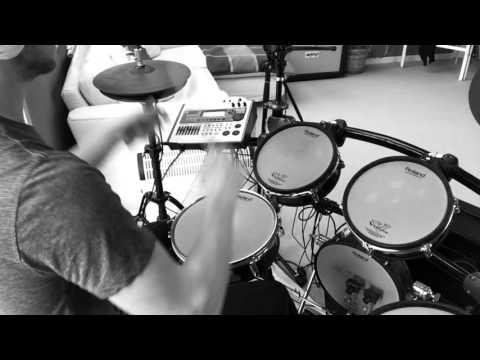 Me Myself & I G-EAZY and BEBE REXHA, drum cover (improvisation).