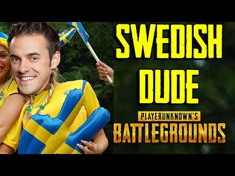 PUBG RANDOM DUO with SWEDISH DUDE