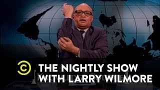 The Nightly Show - Word Police & Knowledge College