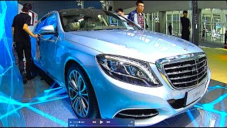 Mercedes S500 E Long Hybrid 2016, 2017 Interior, Exterior