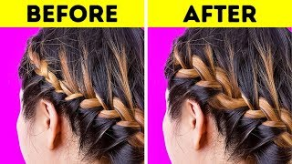 46 BRILLIANT HAIR HACKS