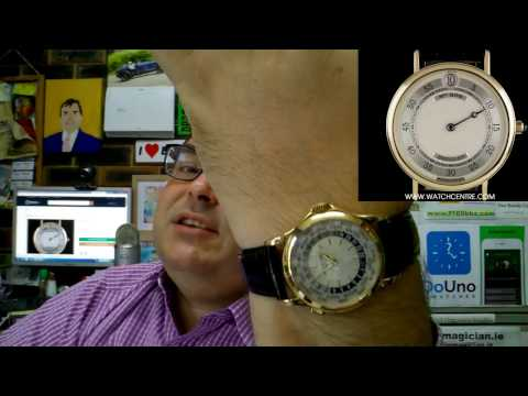 PAID WATCH REVIEWS - Breguet Jump Hour Classique 3620