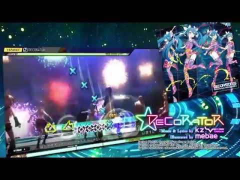 【初音ミク】2015年8月配信楽曲をちょっとプレイしてみた【Project DIVA Arcade】