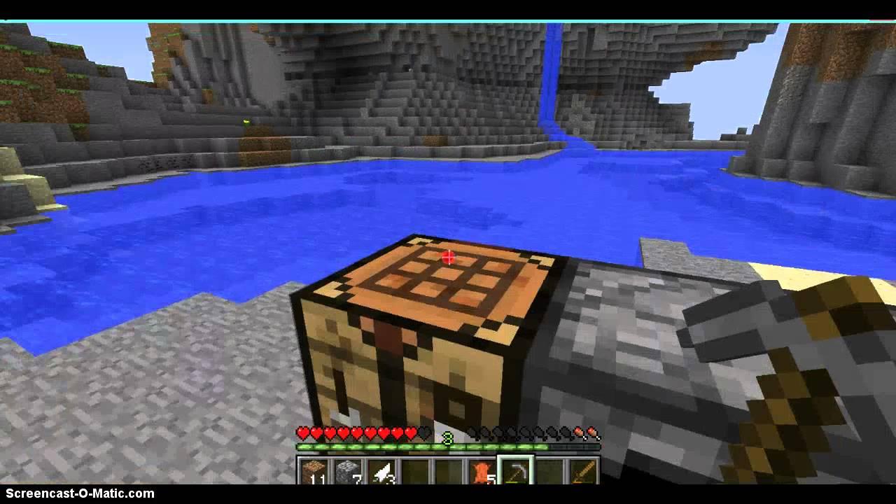 Survival Episode YouTube - Minecraft hauser survival