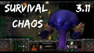 Survival Chaos en Español con Bardock100 | Warcraft 3