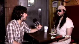 CMJ: Andrew WK on Achieving your Dreams to Party Hard, My Little Pony, Taco Bell and more.