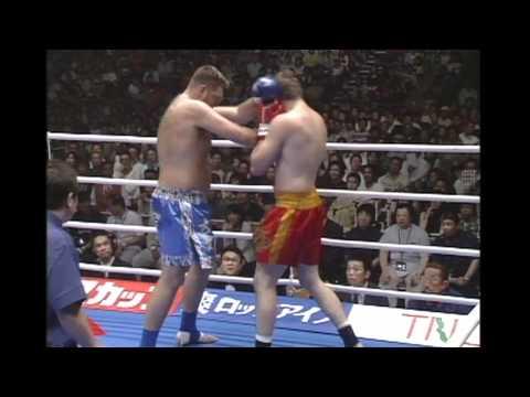K-1 Classic - Alexey Ignashov vs. Jan \