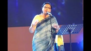 Kanyashree Theme Song || Live singing by Lopamudra Mitra || First Time on YouTube