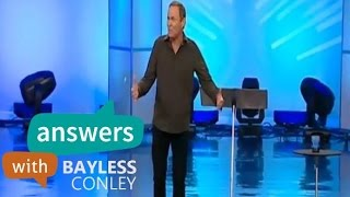 "Bayless Conley sermons 2015 -"" Letter From God "" - Answer with Bayless Conley"