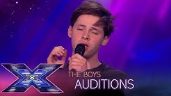Reece's Emotional Audition With Billie Eilish's When The Party's Over!| The X Factor 2019: The Band