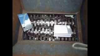 Дробилка Шредер (Shredding Systems)  Производство и продажа измельчителей Дробилка отходов(, 2015-03-28T09:15:07.000Z)