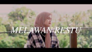 Melawan Restu - Mahalini cover by Syarifah Intan