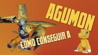 COMO CONSEGUIR A AGUMON - Digimon Masters Online - VonKa