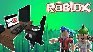 WILD START!! -Roblox Bloxtube English #01