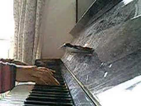 2pac -As The World Turns- piano