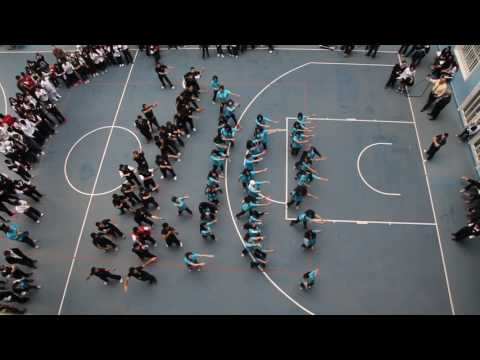 UAS Kuwait-  SENIORS'13 FLASH-MOB