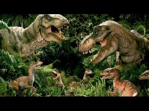 Jurassic world 2 t rex family discussion youtube for T rex family
